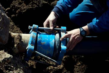 Trenchless pipe replacement in Dayton, OH